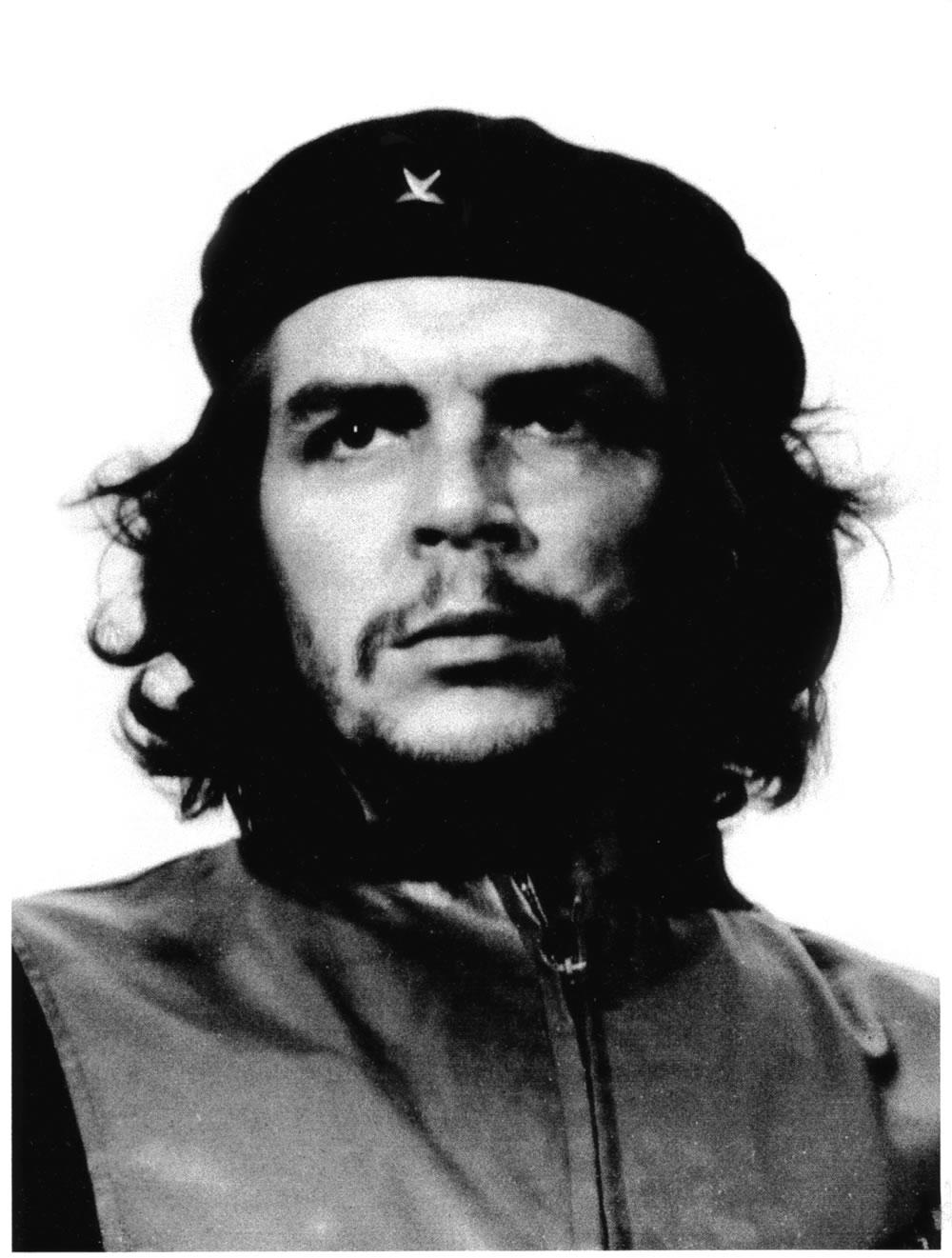 Che Guevara, 1960. Fotografía de Alberto Korda