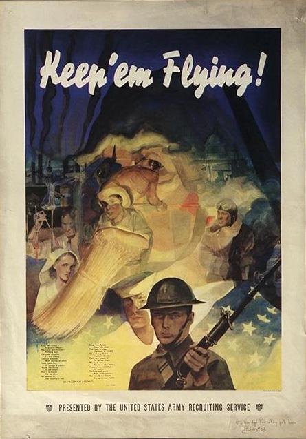 posters-2nd-world-war-oldskull-2