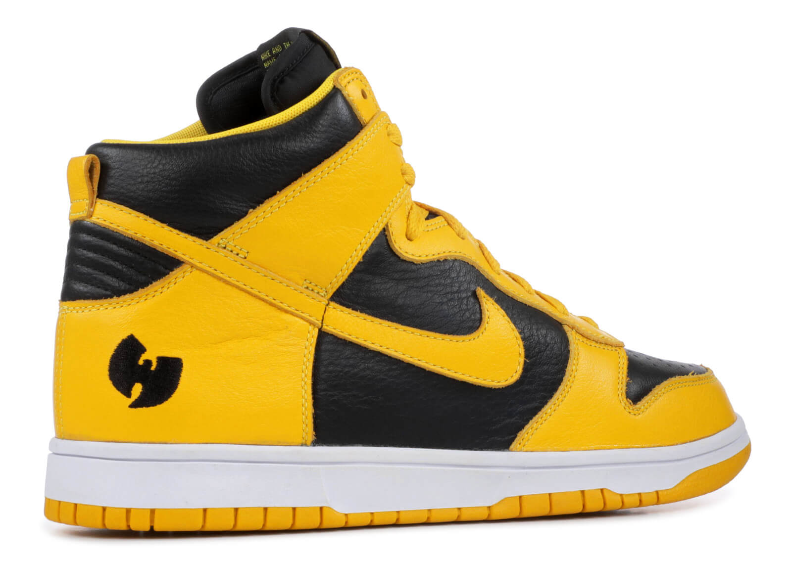"Nike dunk high le ""wu-tang"""