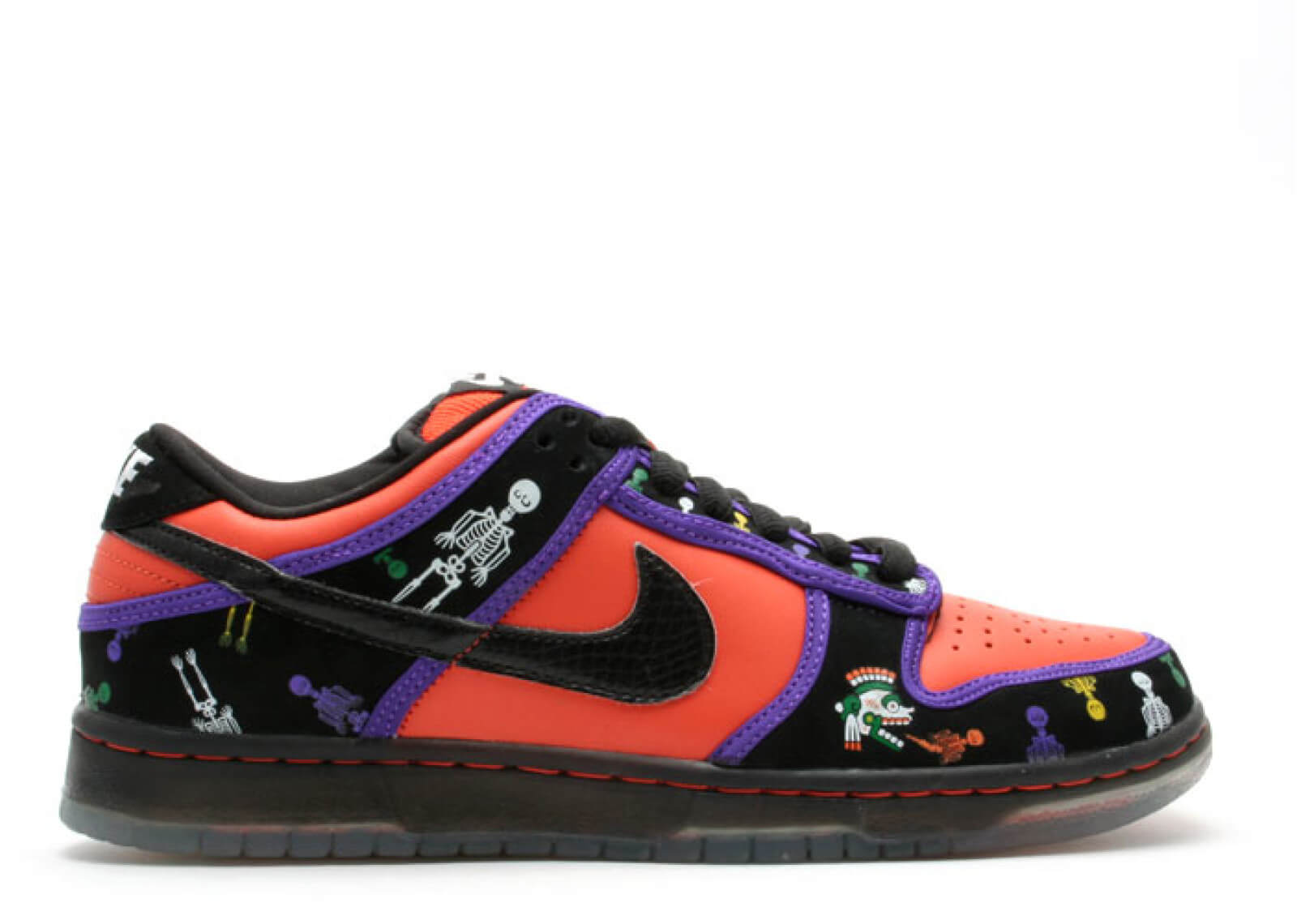 "Nike dunk low premium sb ""day of the dead"""