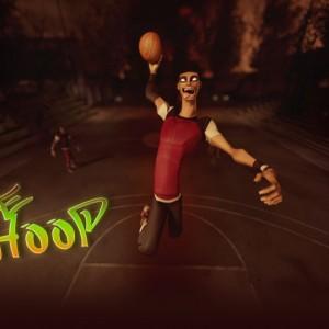 Fotograma de Corto de animacion from the hoop