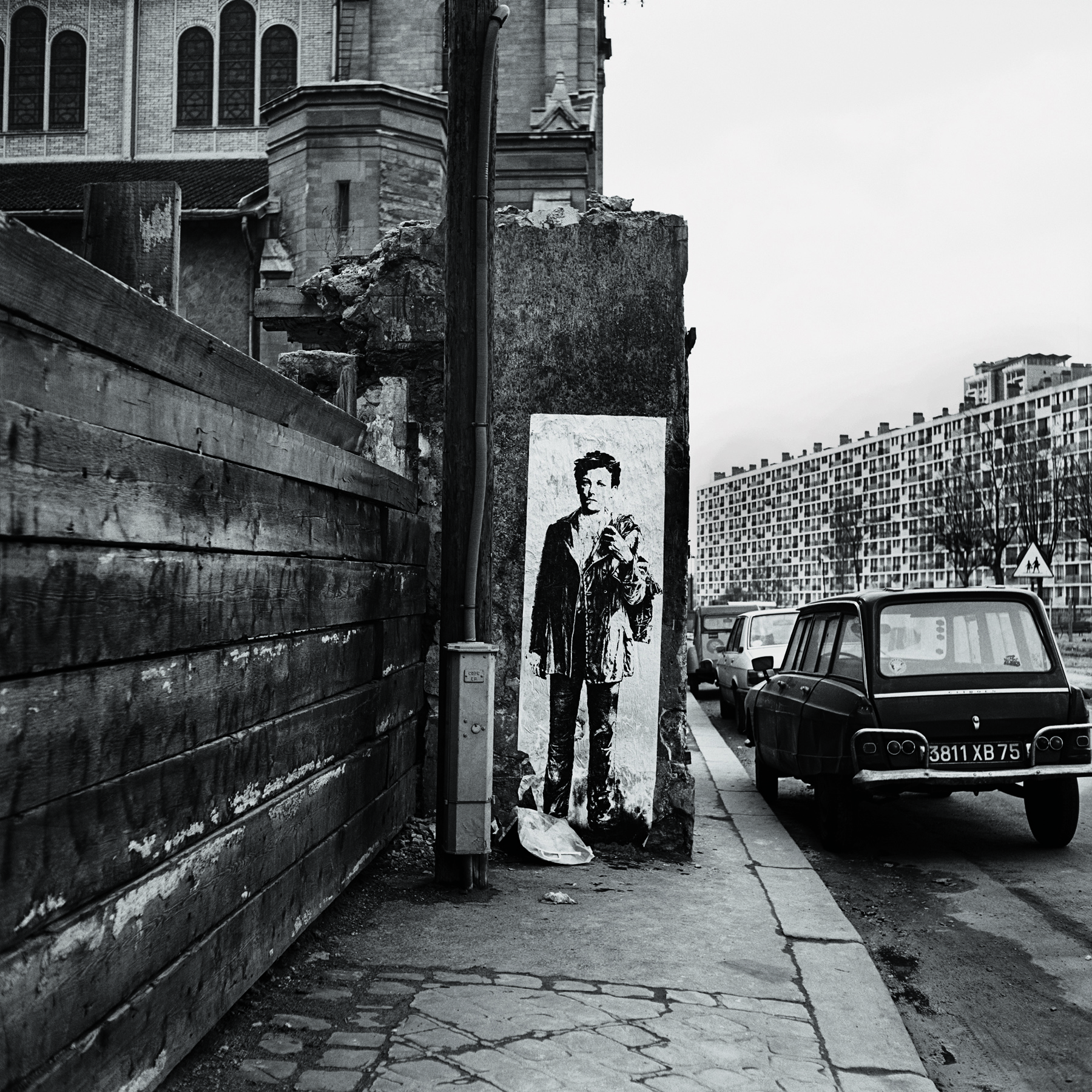 Ernest PIGNON-street-art-oldskull-6