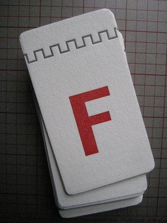 Modelo de tarjeta de visita para inspiracion