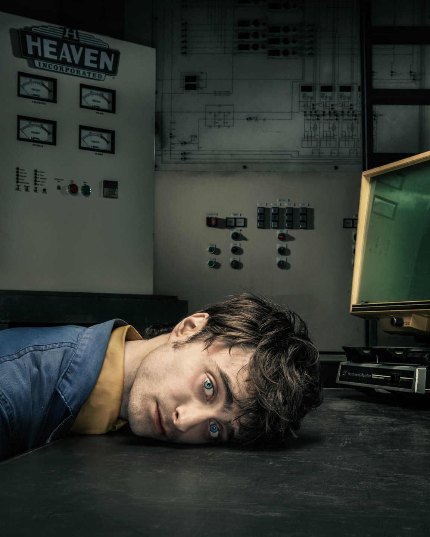 fotografía de Daniel Radcliffe