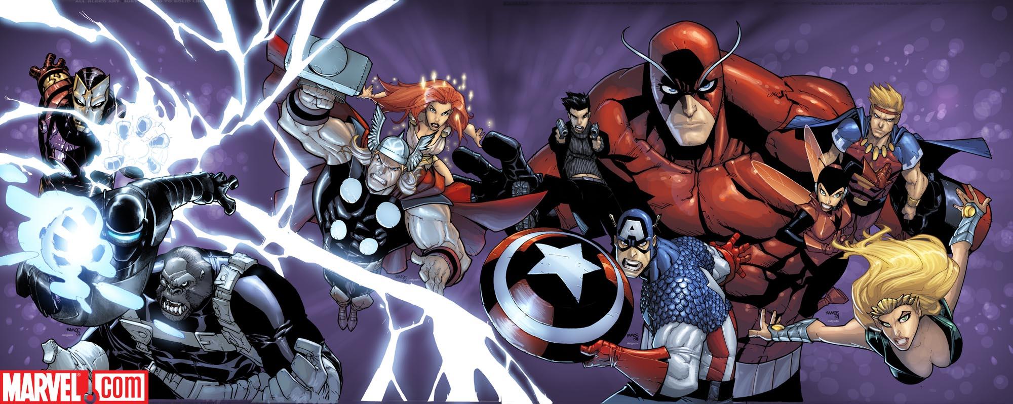 Avengers-humberto-Ramos
