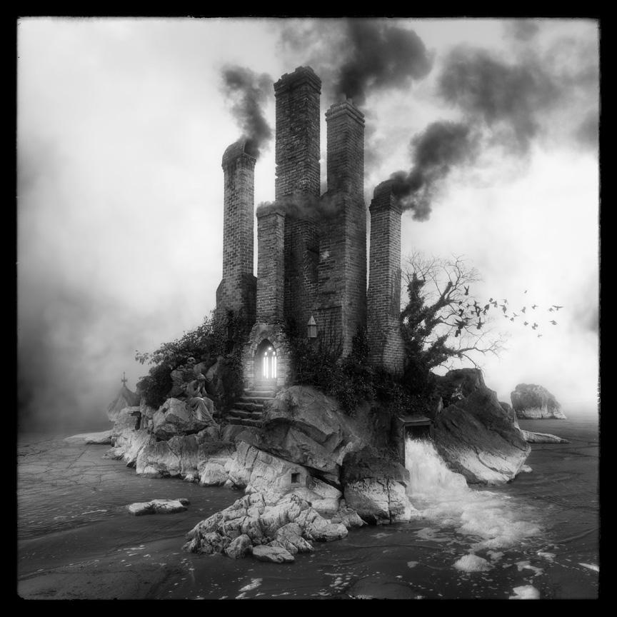Jim-kazanjian-photomanipulation-oldskull-2