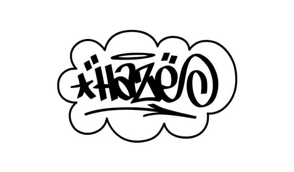 Logotipo de haze