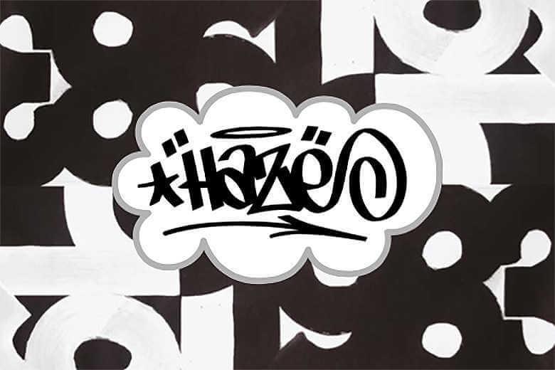 Logo y Firma de haze