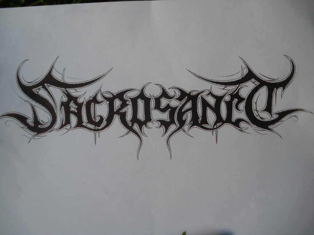 ejemplo de logo satánico
