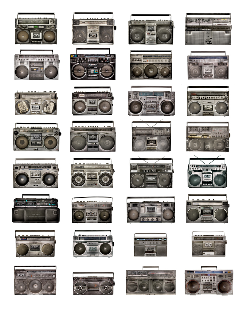 The Boombox Project 3