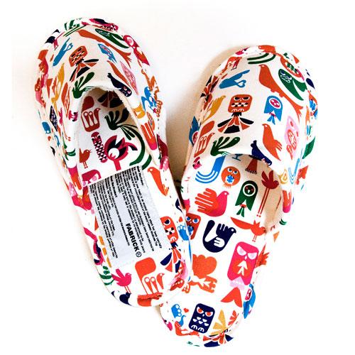 Zapatillas de playa dieñadas por annuka