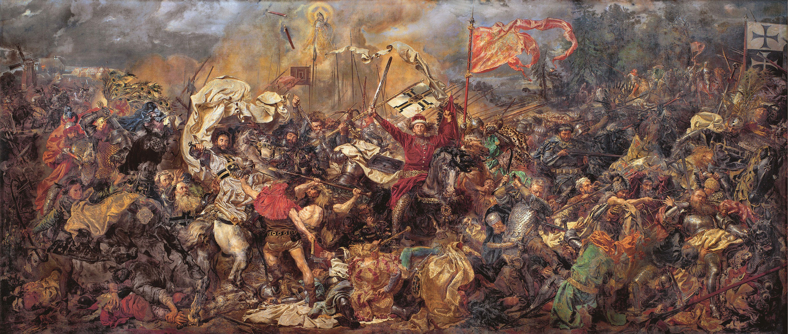 Battle_of_Grunwald picture