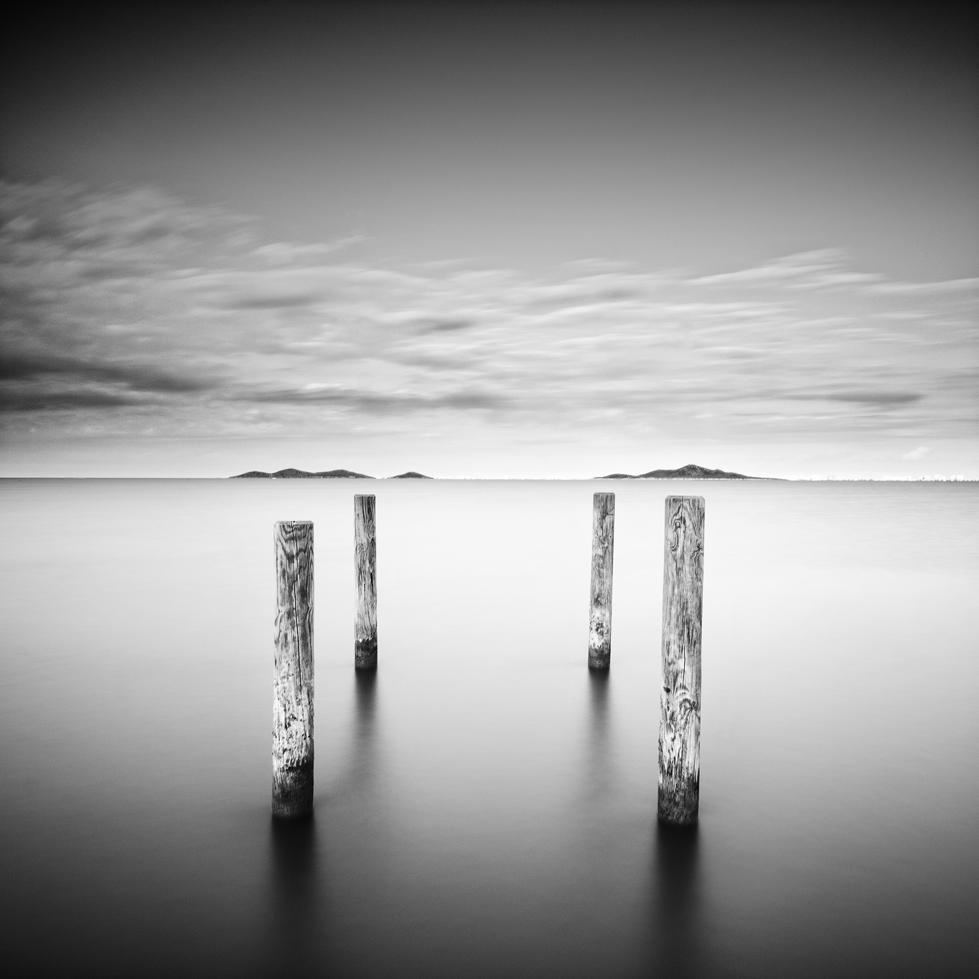 fotografia minimalista en blanco y negro