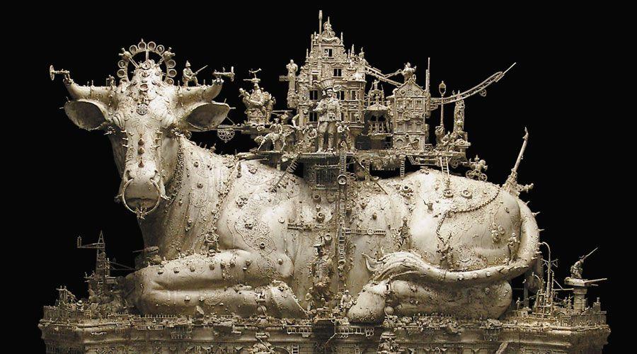 sculpture kris kuksi 4