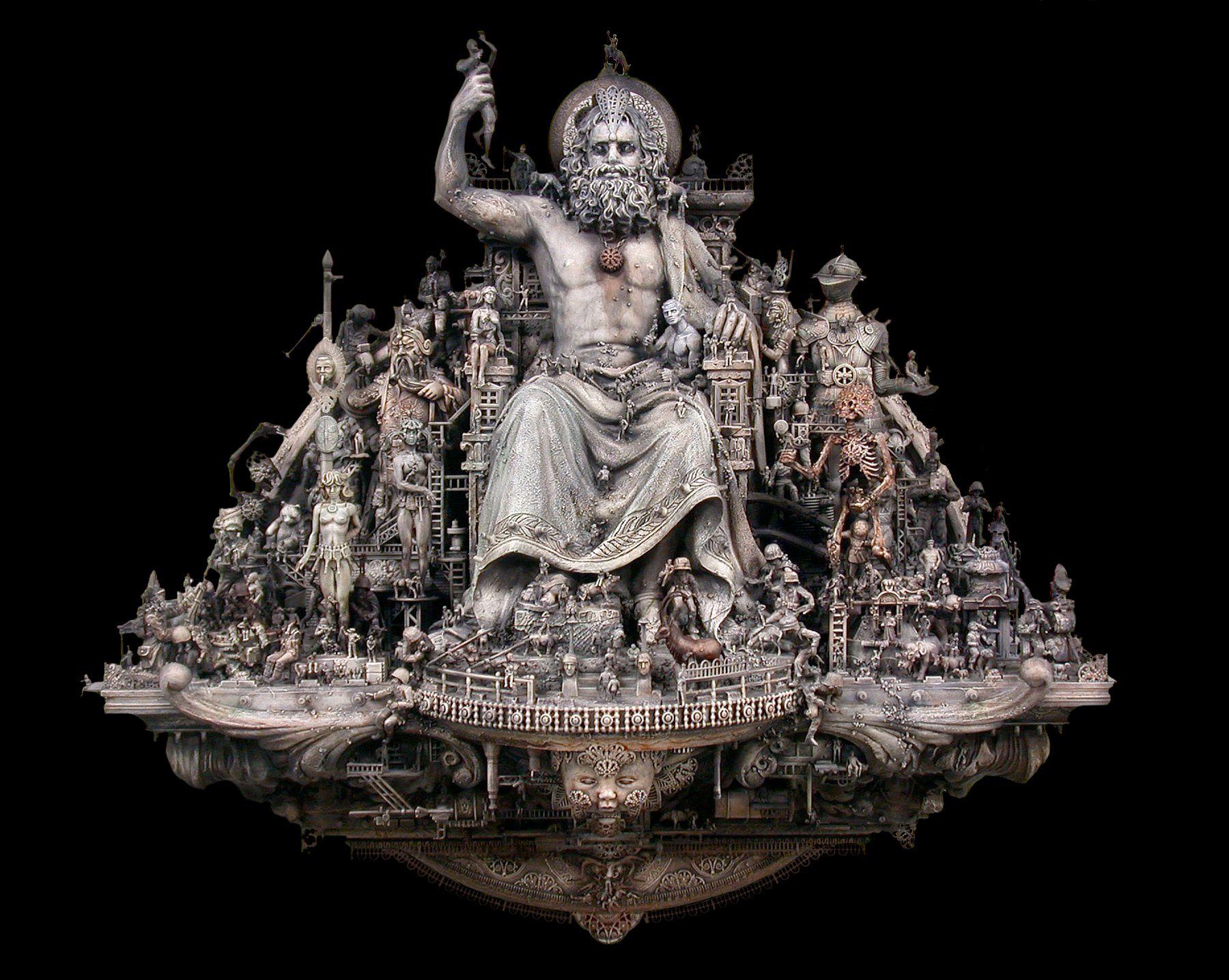 sculpture kris kuksi 6