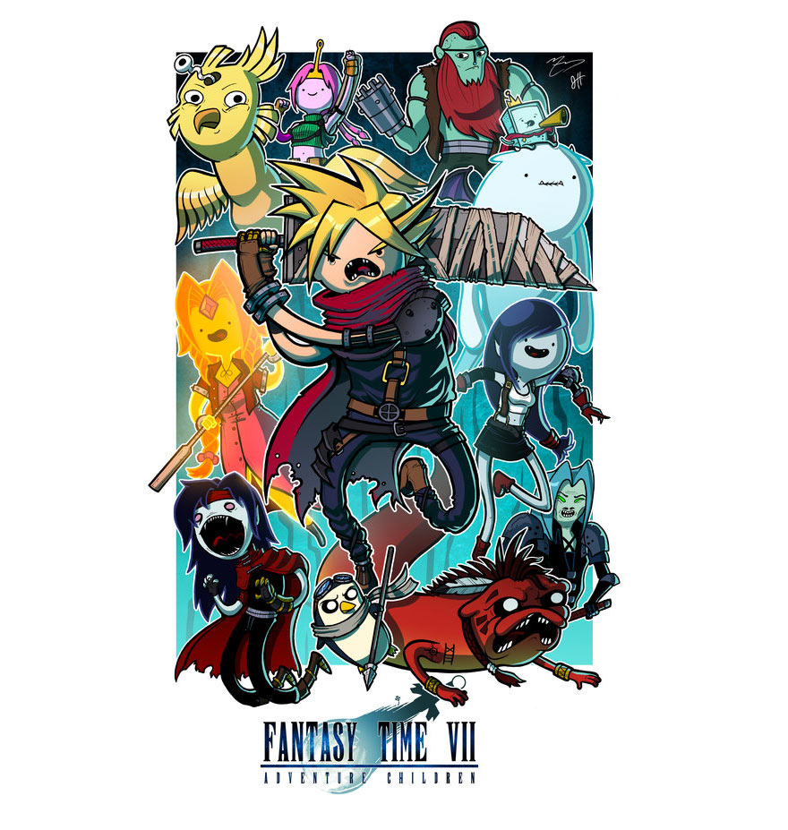 final-fantasy-adventure-time