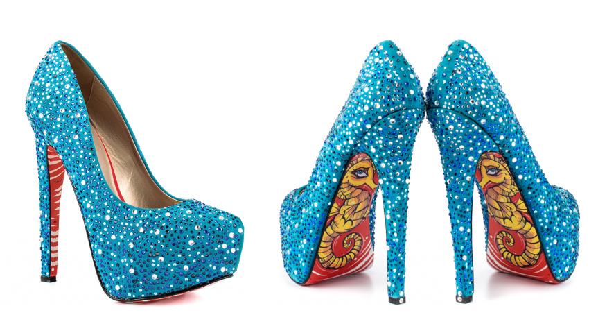 zapatos taylor says estrellas