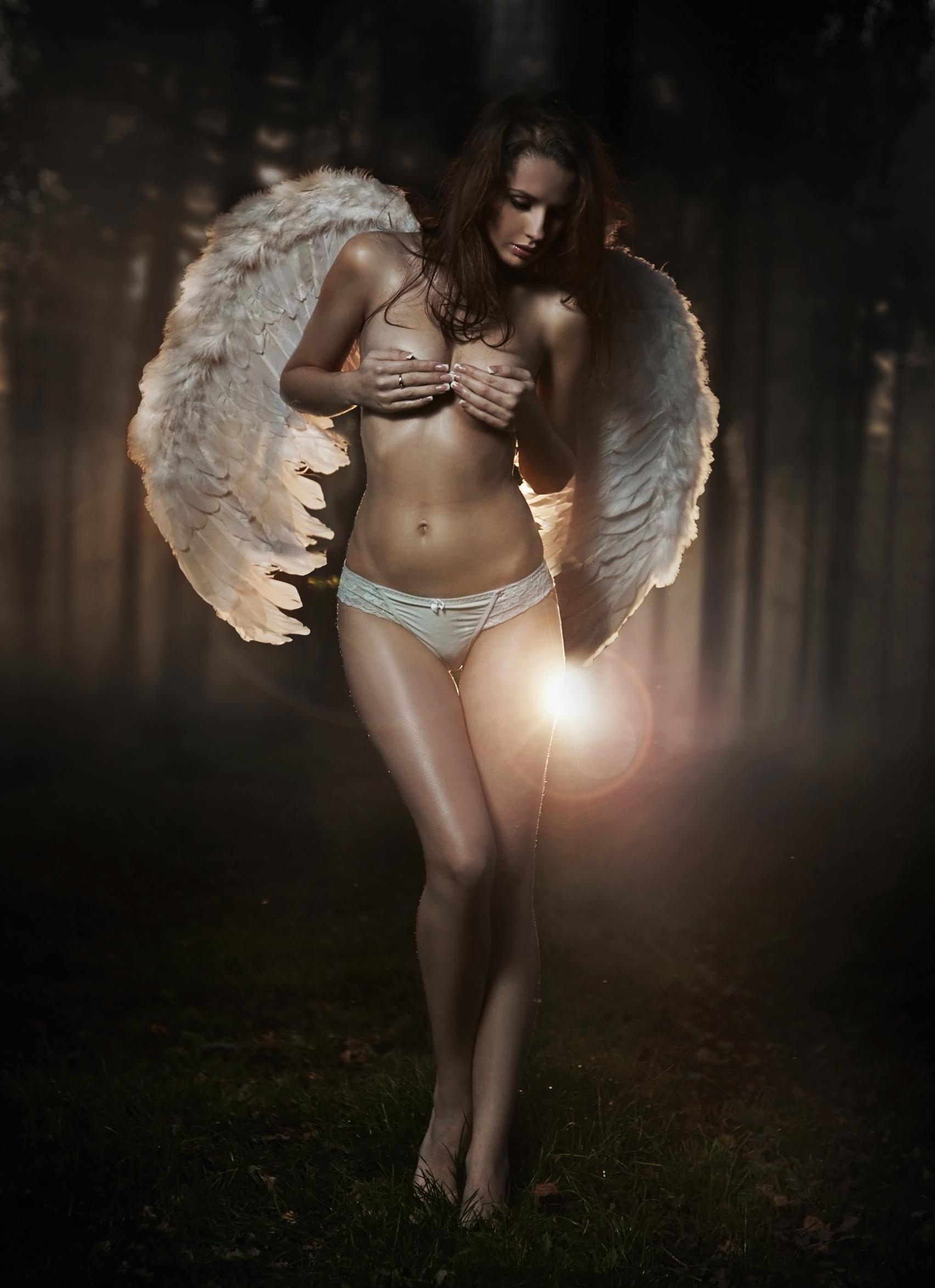 angel mujer deposiphotos