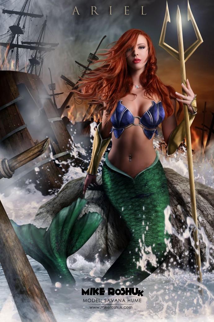 Ariel-princesas-photography-oldskull-1