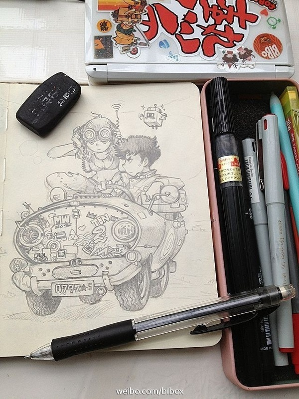 bibox-illustration-oldskull-6