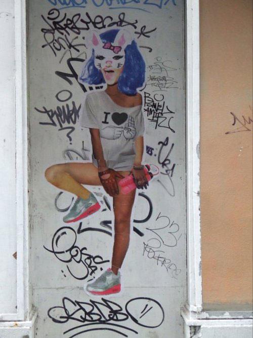 MissKK-street-art-oldskull-3