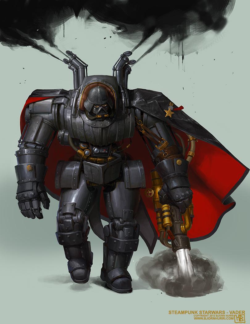 steampunk_star_wars-illustration-darth-vader-oldskull
