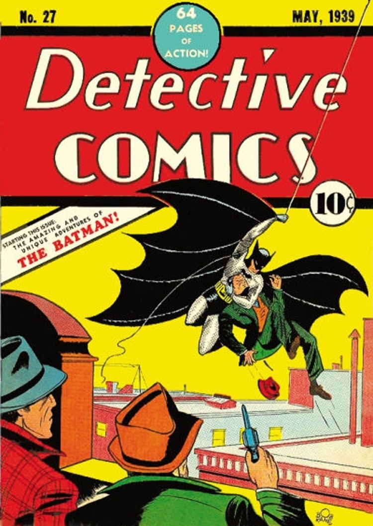 Batman illustrations oldskull 1
