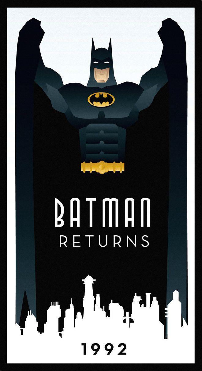Batman illustrations oldskull 11