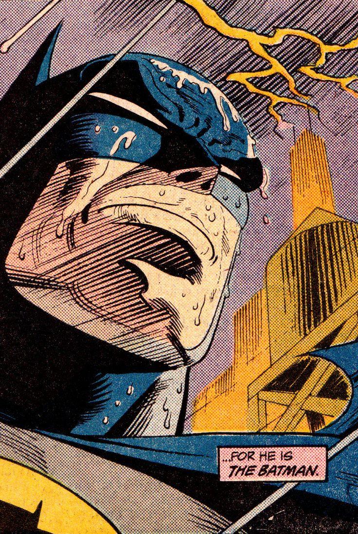 Batman illustrations oldskull 13
