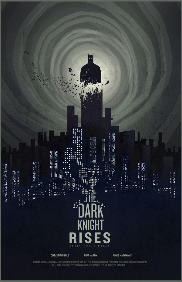 Batman illustrations oldskull 5