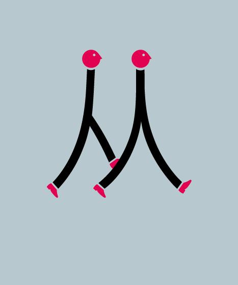 chineasy, alfabeto chico con ilustracion