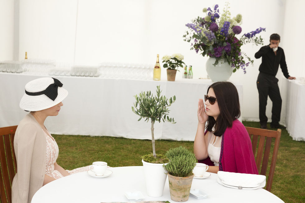 GB. England. Berkshire. Guards Polo Match. Cartier Queens Cup. 2013.
