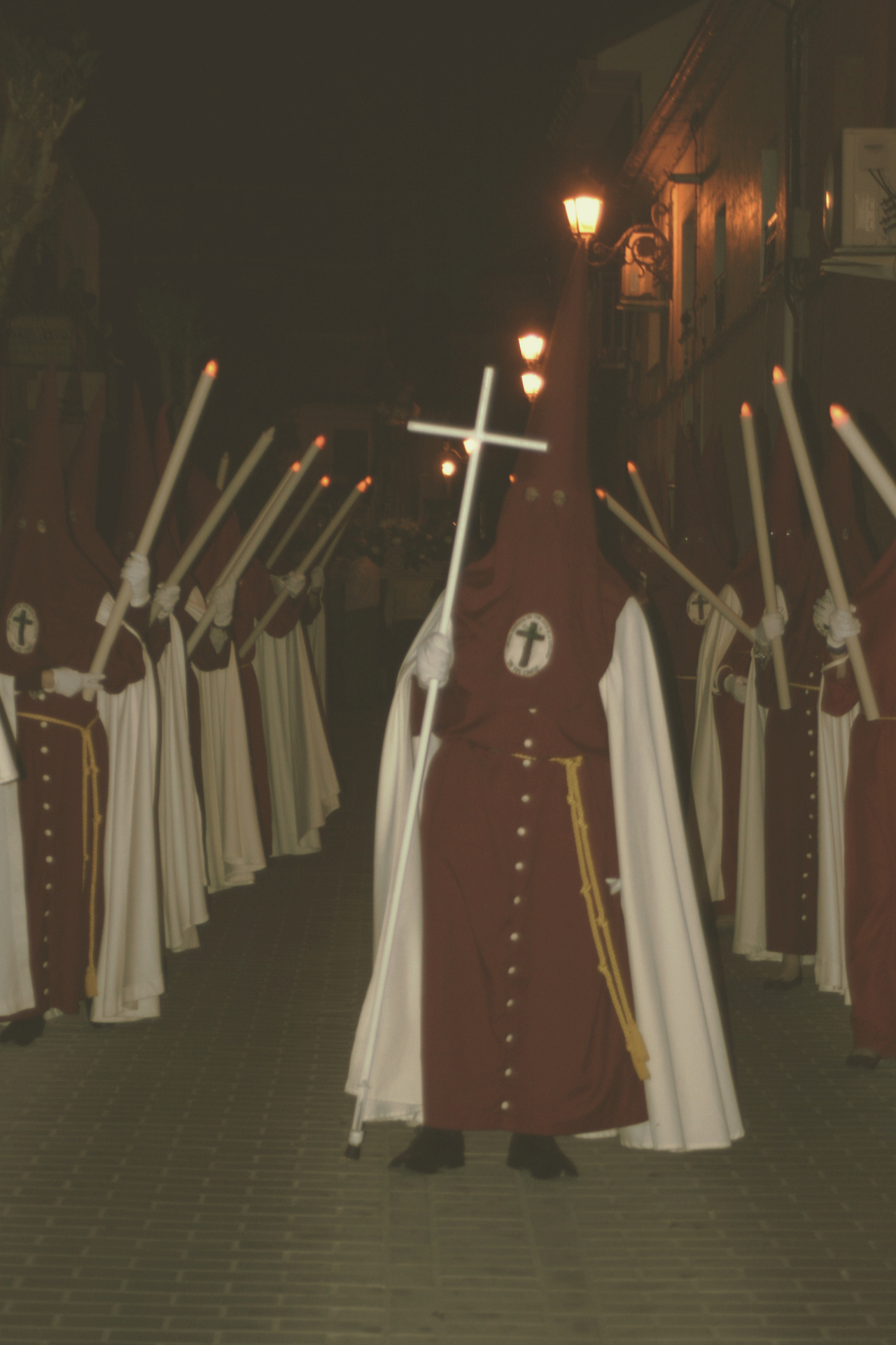 Semana santa sevilla oldskull 10