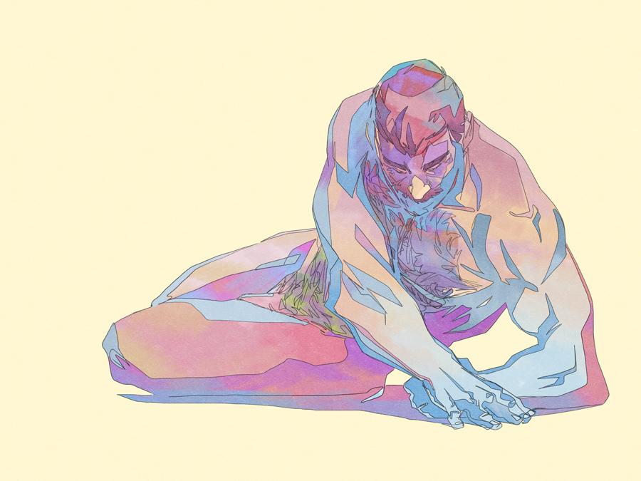 Neskain-illustration-oldskull-7