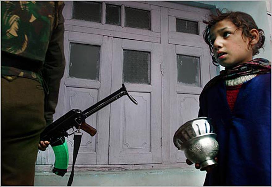 Kashmir Border Security Force