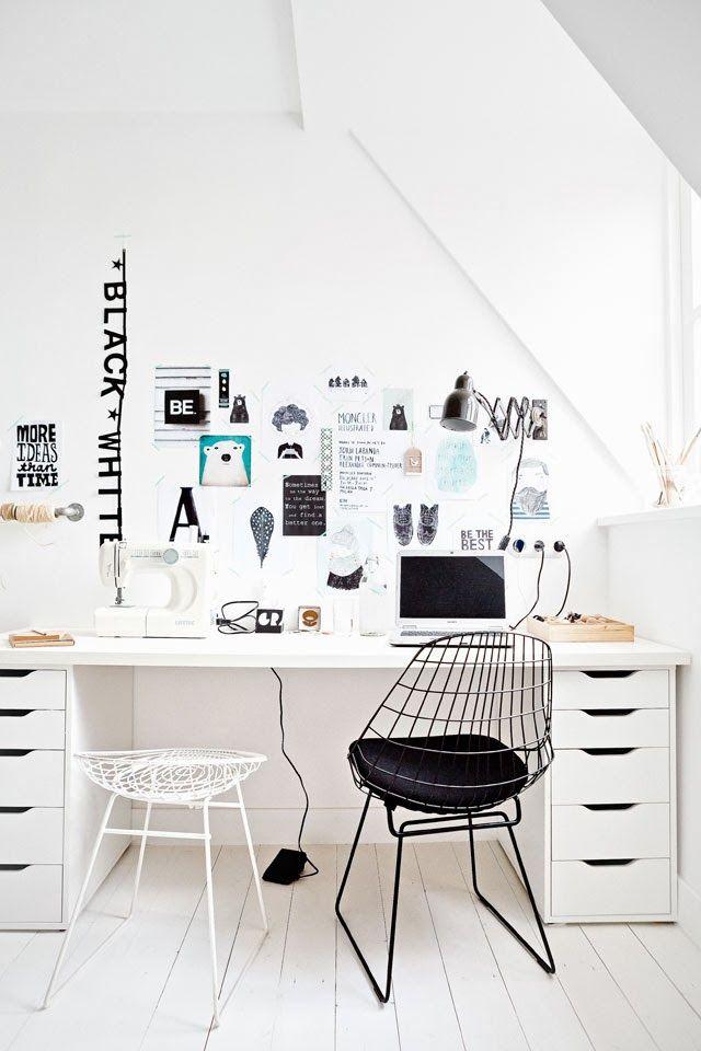 15 espacios de trabajo que te harán ganar inspiración | Diseño gráfico