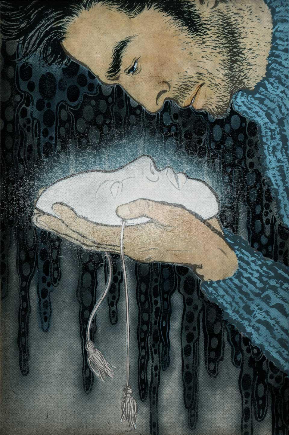 yuko shimizu illustration oldskull-12
