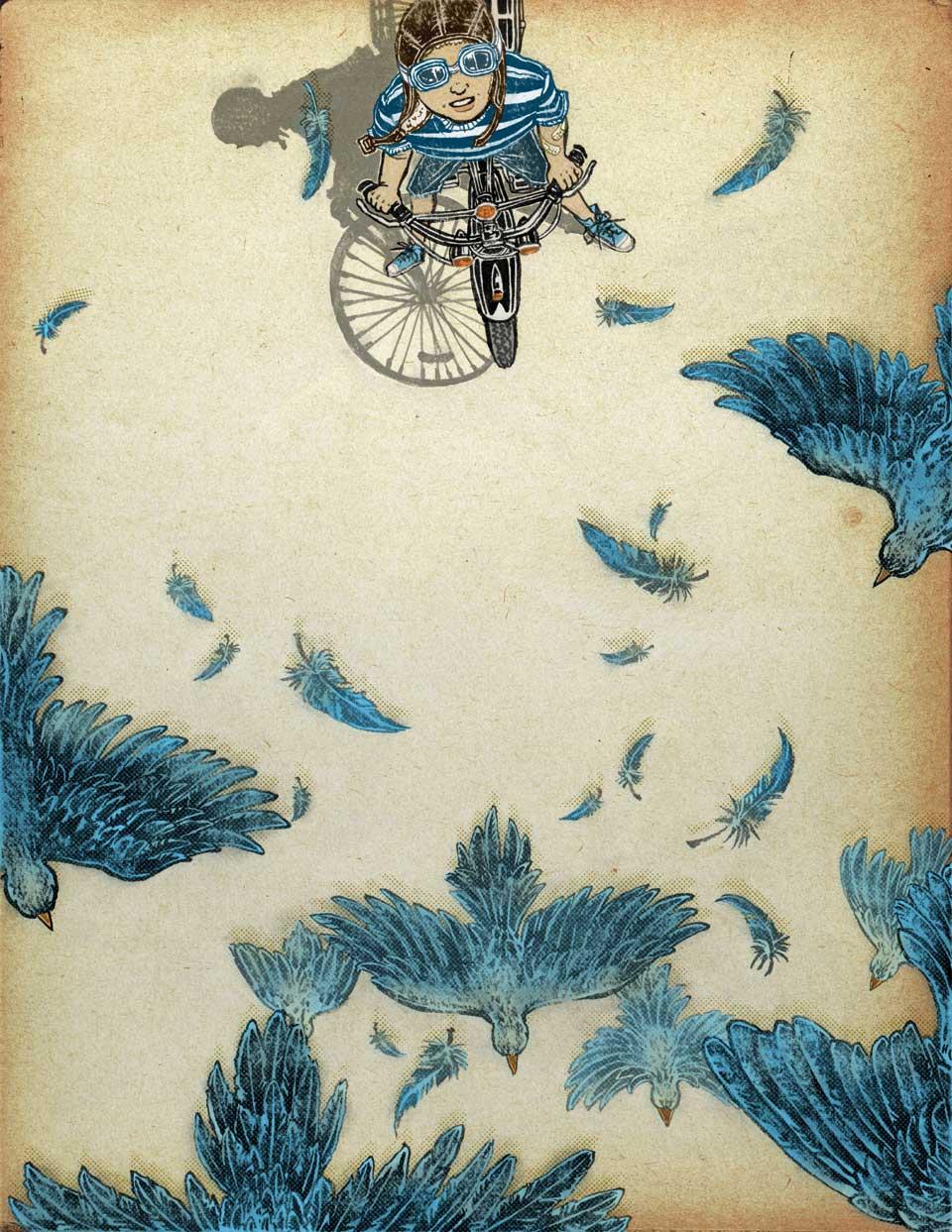 yuko shimizu illustration oldskull-5