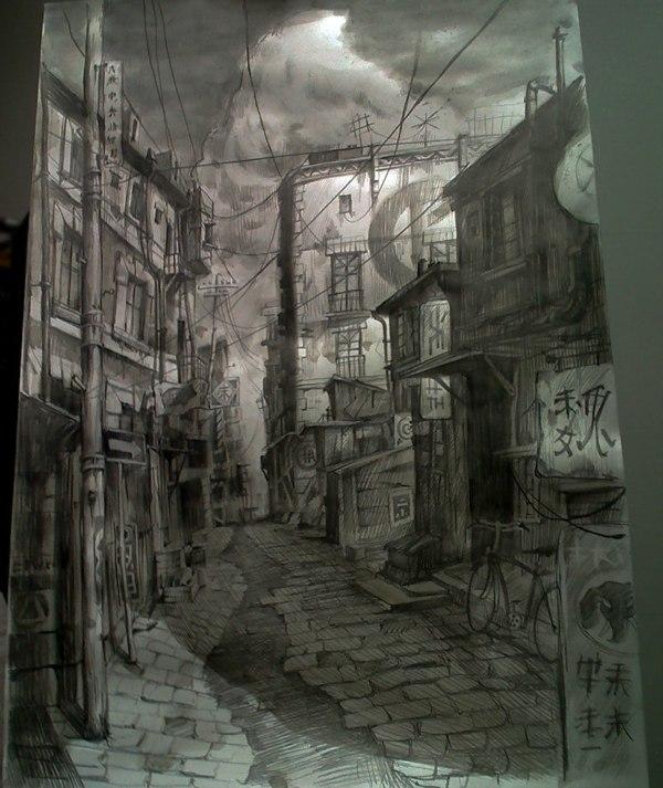 AndreyOsadchikh-dibujo-oldskull-21