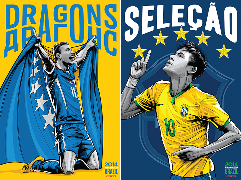 ESPN-ILUSTRACION-MUNDIAL-2014-BOSNIA_HERZEGOVINA-BRAZIL