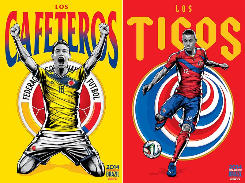 ESPN-ILUSTRACION-MUNDIAL-2014-COLOMBIA-COSTA_RICA