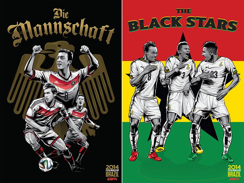 ESPN-ILUSTRACION-MUNDIAL-2014-GERMANY-GHANA