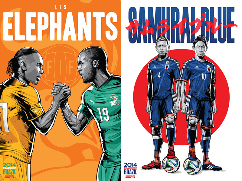 ESPN-ILUSTRACION-MUNDIAL-2014-IVORY_COAST-JAPAN