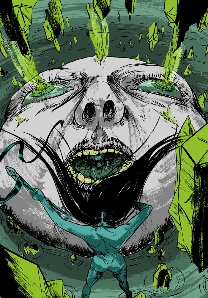Joanna Krotka illustration 2