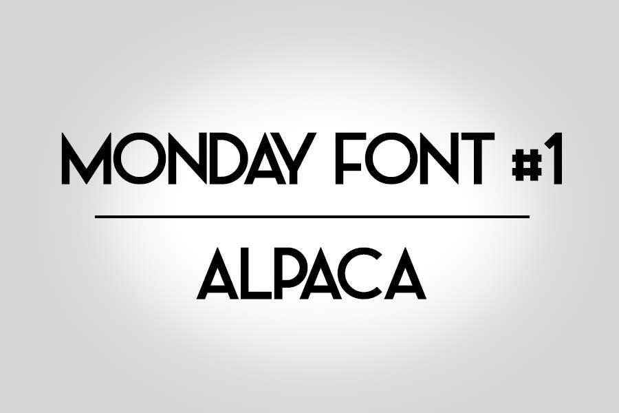 Monday-font-#1
