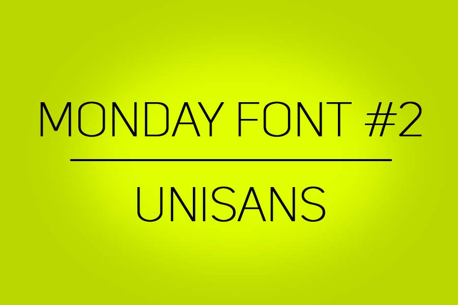 Monday-font-#2