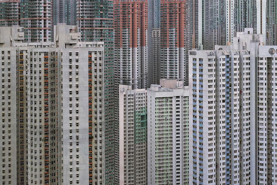 densidad en la arquitectura-hong-kong-michael-wolf-9