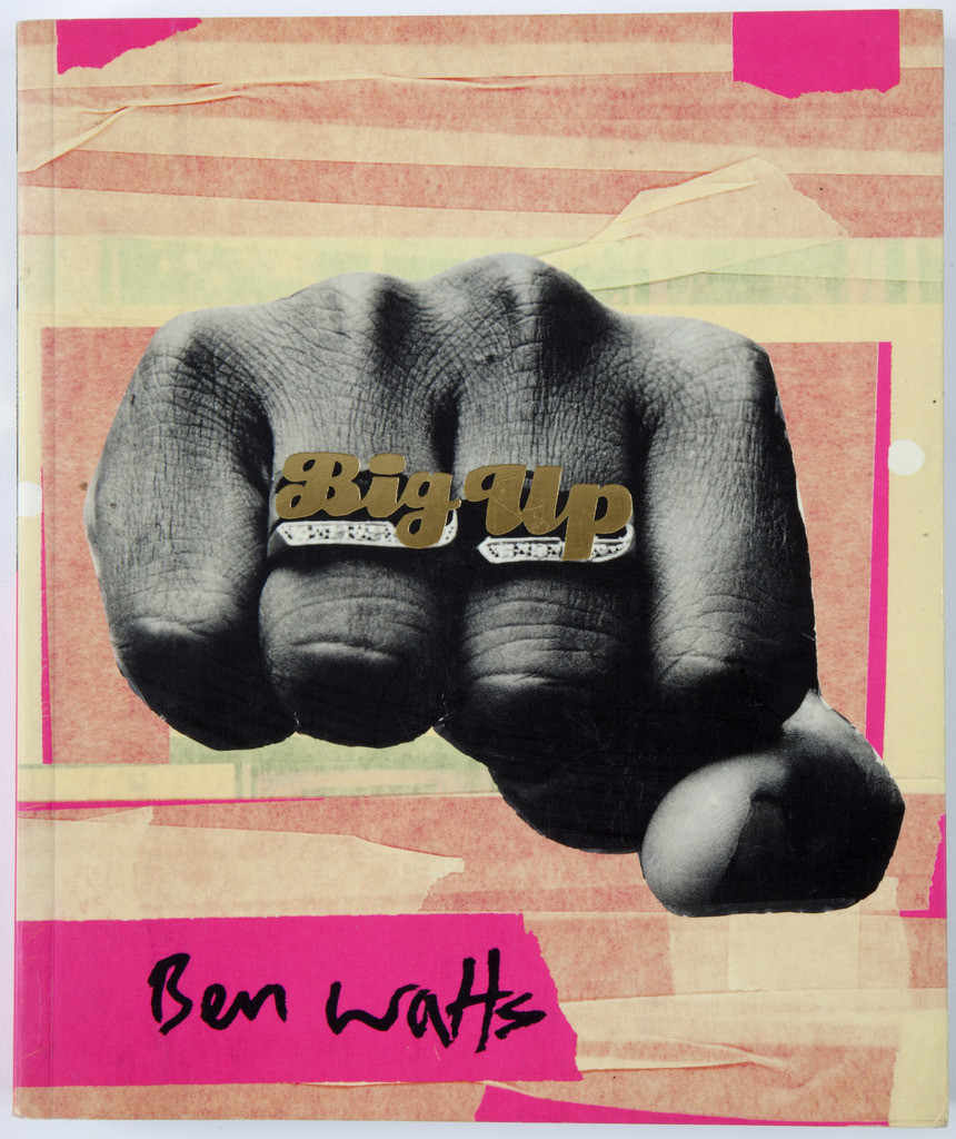 Ben watts photography big up cover