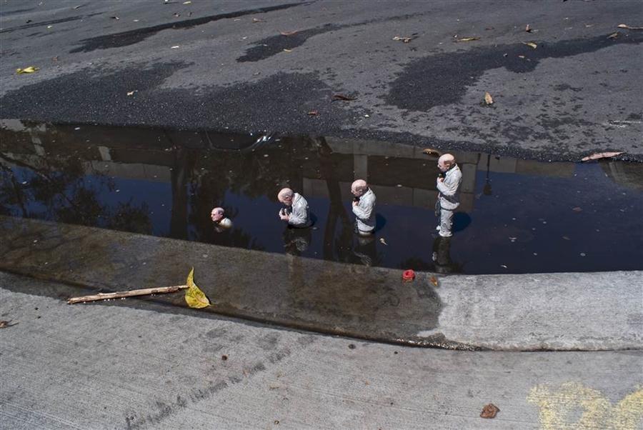 Eclipses de cemento isaac cordal 7