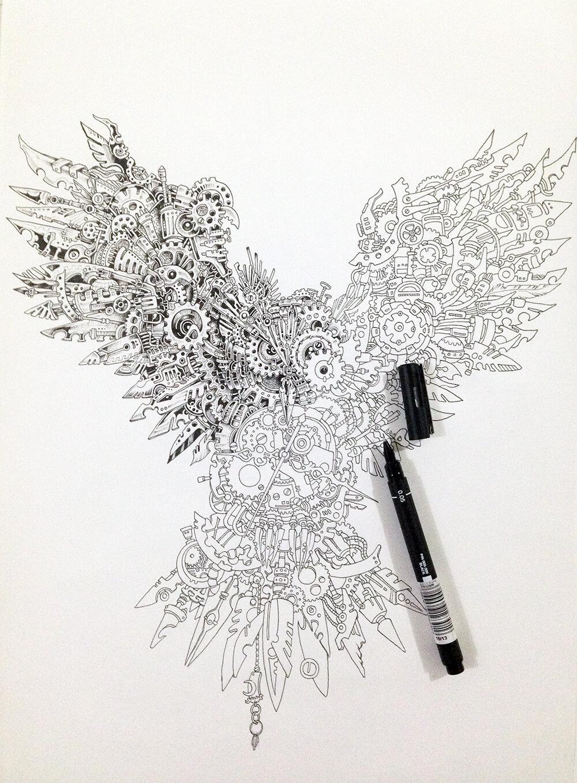 Kerby Rosane illustration 11